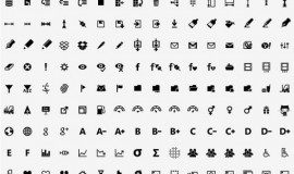 807 Windows Phone Metro Icons Pack PNG