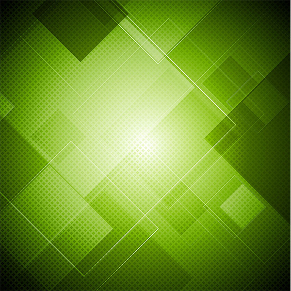 Green Glow Bits & Squares Abstract Background vector squares patterns lights green glowing free download free digital checkered bits background abstract