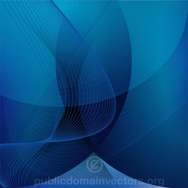 Blue Linear Wave Abstract Background waves vector sweeping lines free download free dark blue background abstract