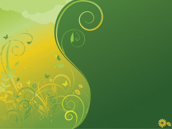 Eco Green Nature Floral Background vectors vector graphic vector unique quality photoshop pack original nature modern illustrator illustration high quality green fresh free vectors free download free flowers floral ecology eco download creative background ai