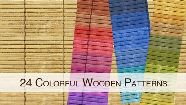 24 Colorful Wooden Patterns PAT wooden pattern wood pattern wood web unique stylish simple quality pat original new modern hi-res HD fresh free download free download design creative colors colored wood pattern clean