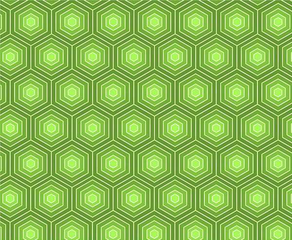 Bold Green Hexagon Turtle Pattern vector turtle pattern turtle seamless pattern hexagon pattern green free download free background