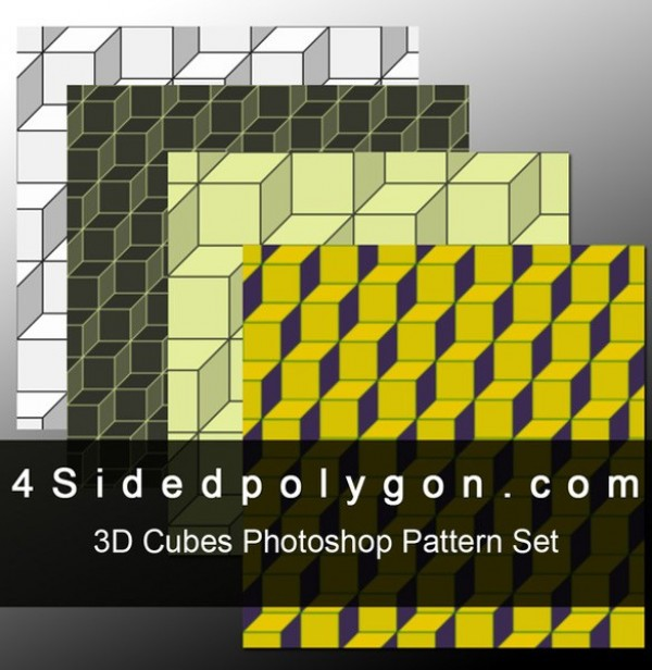 High Res 3D Cube Patterns Set web unique stylish simple quality polygon pattern pattern original new modern isometric hi-res HD fresh free download free download design cube pattern creative clean 3d pattern 3d