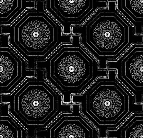 Traditional Tiled Vector Pattern Background web vintage vector unique traditional stylish seamless retro quality pattern original illustrator high quality graphic fresh free download free download design creative background