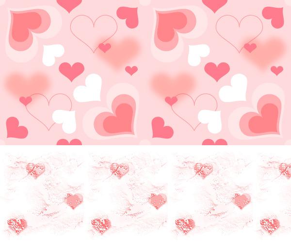 16 Valentine's Day Heart Patterns Set valentines valentine's day ui elements ui tileable tile set seamless patterns pattern hearts heart pattern heart background free download free background