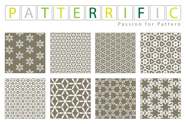 8 Seamless Grey Floral Tile Patterns Set ui elements ui tileable tile seamless pattern little grey free download free floral background
