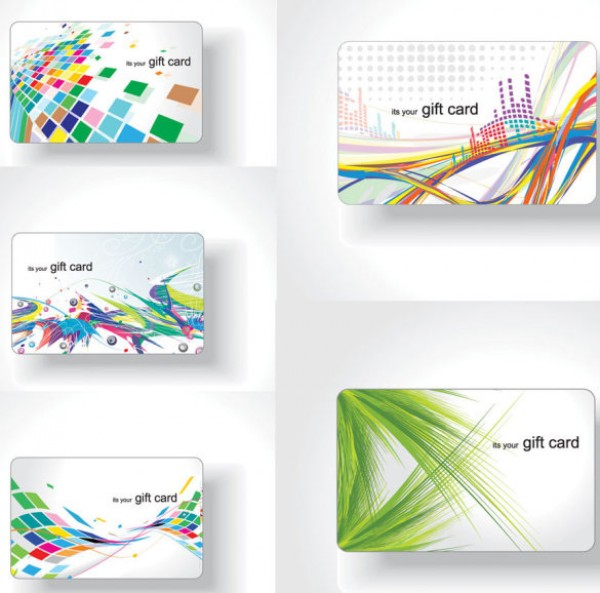 5 Colorful cards vector material flow vectors Vector Background unique trend stylish resources print ready photoshop gift card free psd free for business flow dynamic lines colorful cards card business cards background awesome attractive abstract
