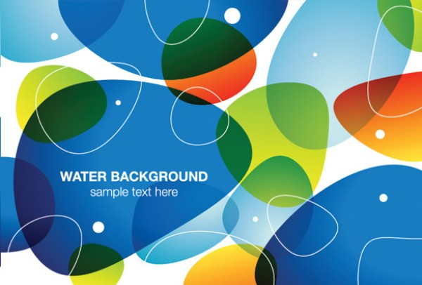8 Colorful Abstract Vector Backgrounds water vectors vector graphic vector unique quality photoshop pattern pack original modern illustrator illustration high quality fresh free vectors free download free download creative colorful background ai abstract