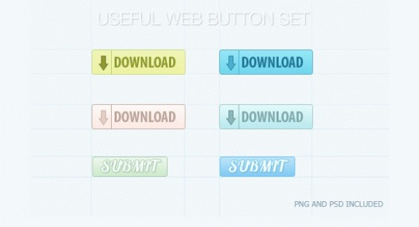 6 Useful Web UI Buttons Set web buttons web unique ui elements ui stylish simple quality psd png original new modern interface hi-res HD fresh free download free elements download detailed design creative clean buttons