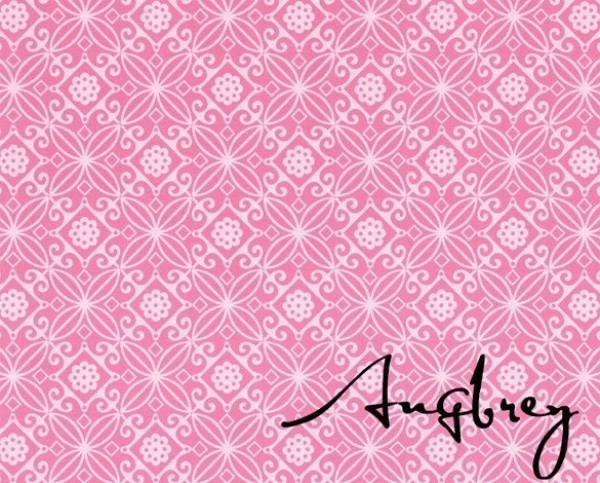 Fine Pink and White Ornamental Pattern white web unique stylish quality pink pattern pat original new modern fresh free download free download design delicate creative