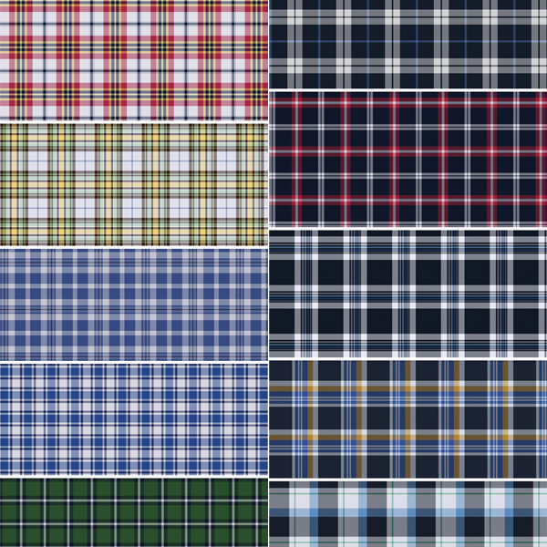 10 Colorful Plaid Pattern Backgrounds Set web vector plaid patterns vector unique ui elements stylish set seamless quality plaid patterns plaid pattern original new interface illustrator high quality hi-res HD graphic fresh free download free elements download detailed design creative colorful background ai