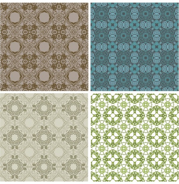 Fine Print Classic Tileable Vector Backgrounds web vintage vector unique tileable stylish small print seamless quality pattern original illustrator high quality graphic fresh free download free download design creative classic background