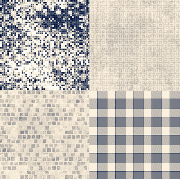 10 Grungy Faded Cream Tileable Patterns Set ui elements ui squares set pattern set pattern mosaic grungy grunge free download free cream checked abstract