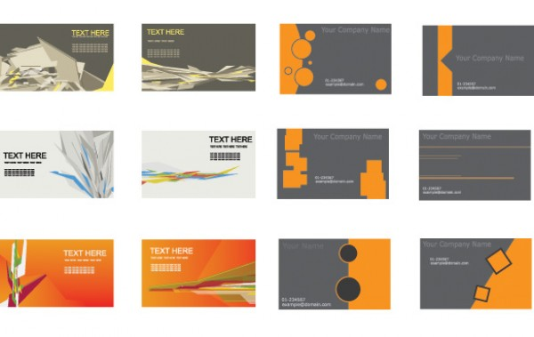 12 Professional Business Cards Pack web vectors vector graphic vector unique ultimate tech quality professional photoshop pack original new modern illustrator illustration high quality futuristic fresh free vectors free download free download design creative cards business cards business ai