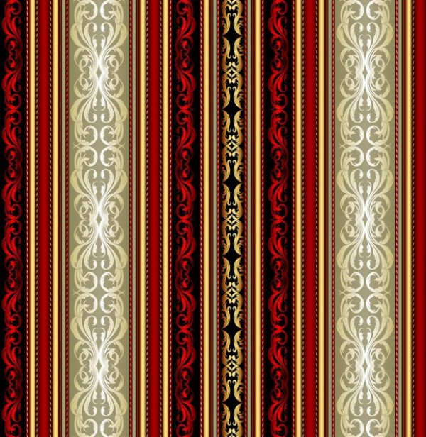 Classic Seamless Luxury Vector Pattern vintage vector unique stylish striped seamless red quality pattern ornate original illustrator high quality graphic gold fresh free download free download creative classic black