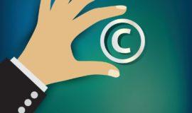 Creative copyright business vector design 02