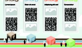 Business Infographic creative design 199