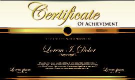 Modern certificate creative design vector set 03