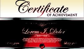 Modern certificate creative design vector set 01