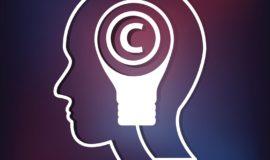 Creative copyright business vector design 05