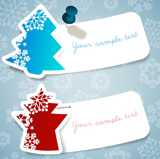 Vector set of 2014 Christmas sale tags design 01 vector tags tag sale christmas 2014