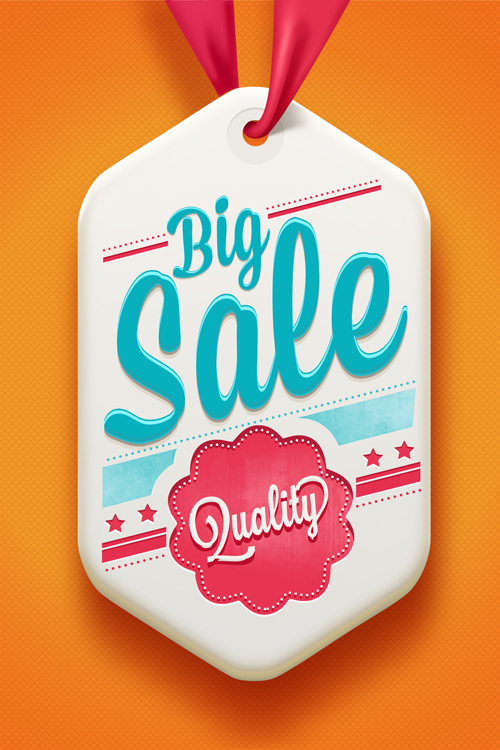 Creative premium quality sale tags vector 01 tags sale quality premium creative