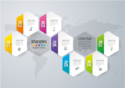Business Infographic creative design 4357 infographic business
