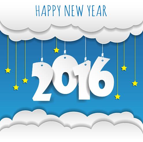 2016 new year creative background design vector 04 year new design creative background 2016