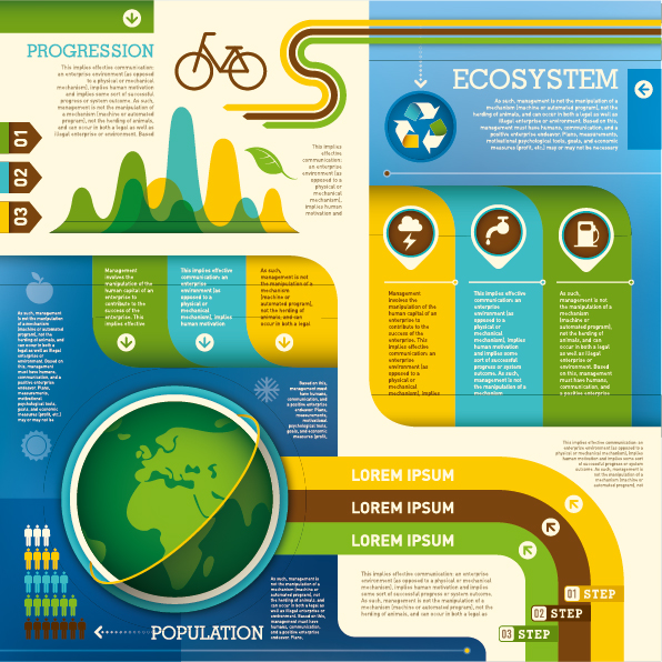 Business Infographic creative design 3103 infographic creative business