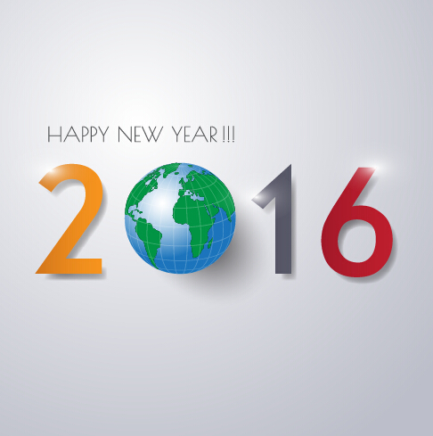 2016 new year creative background design vector 01 year new design creative background 2016