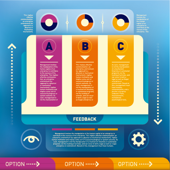 Business Infographic creative design 3097 infographic creative business