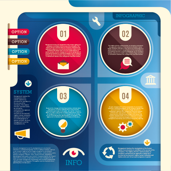 Business Infographic creative design 3106 infographic creative business