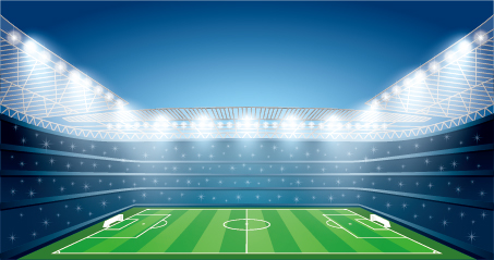 football field and spotlights background vector 04 gooloc spotlights background vector 04 gooloc