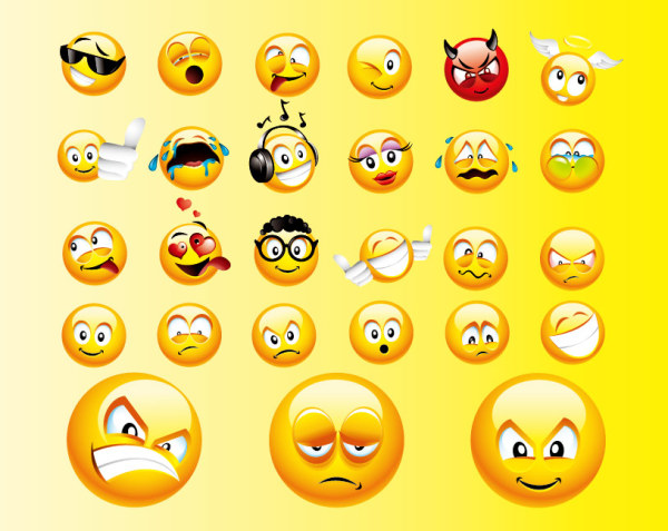 Expression vector icon vector vector icon expression