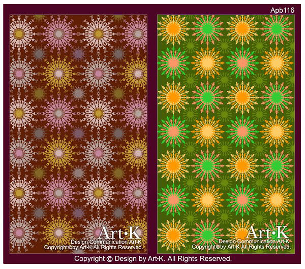 Colorful flowers background 2 vector vector tile the sun Shape pattern geometric patterns flower type flower Base